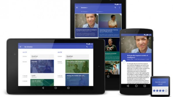 Google conference app source code now available for free | EVENT