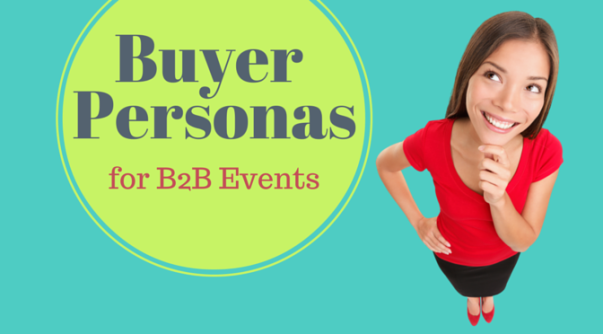 Buyer Persona for b2b customer journey events