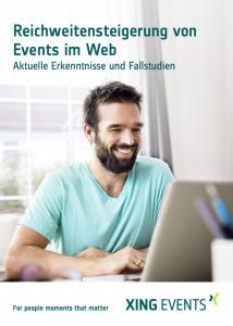 XING Whitepaper Reichweitensteigerung von Events im Web